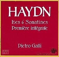 Haydn: Six Sonatines op.36