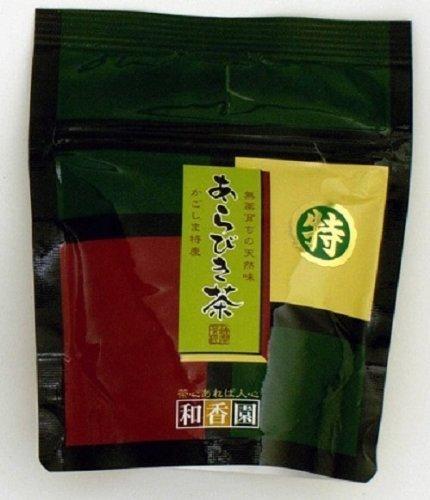 あらびき茶(特)30g 袋タイプ