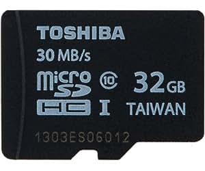 microSDHC 32GB Toshiba 東芝 UHS-I 超高速Class10 バルク品