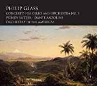 Glass: Concerto For Cello and Orchestra No.1 by Wendy Sutter (2011-09-13)