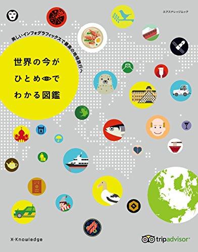 世界の今がひとめでわかる図鑑 (エクスナレッジムック)の詳細を見る