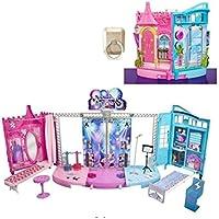 Barbie Rock'N Royals Transforming Stage Playset スーパースターボビープレイセット [並行輸入品]