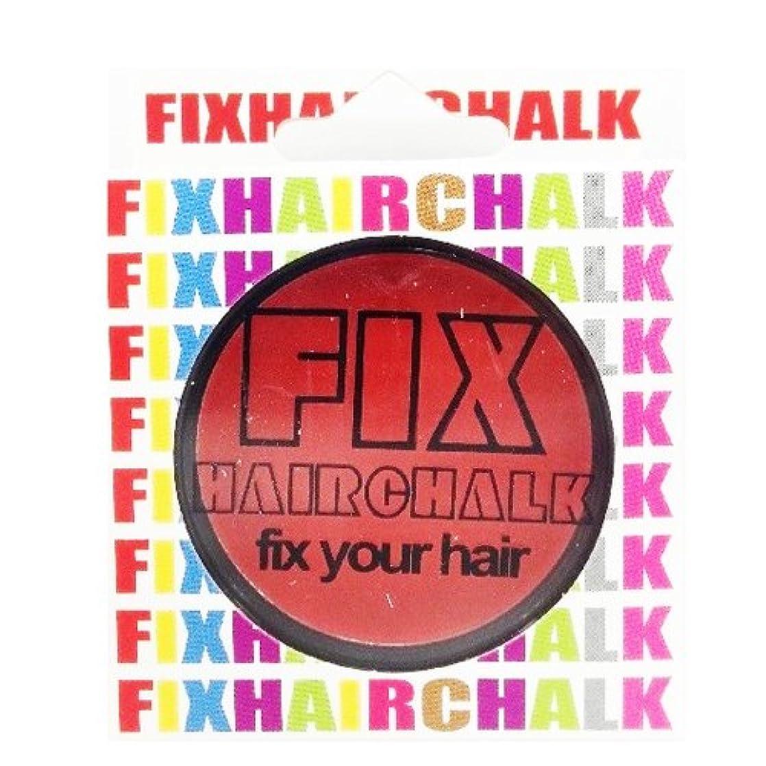 一致ゆるい心臓FIX ヘアチョーク サンライズ 3.5g