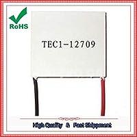 冷凍チップ半導体ハイパワー冷凍フィルムTEC1-12709 40 * 40ミリメートル大きな温度差