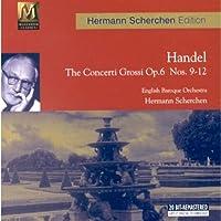 Handel;Conc.Grossi Op6 9