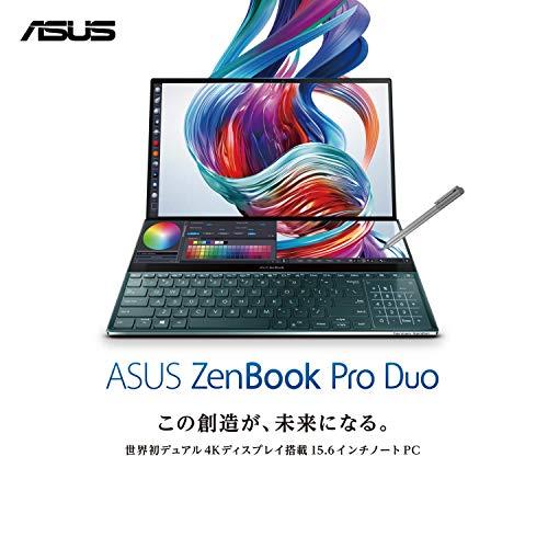 ASUS『ZenBookProDuoUX581GV(UX581GV-9750)』
