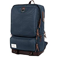 Anti Theft Slim Travel Laptop Backpack Durable Business Laptop Rucksack Water Resistant College School Computer Bag for Women & Men Fits 15.6 Inches Laptop and Notebook (Blue)