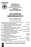 Feldspar Mineralogy (Reviews in Mineralogy & Geochemistry)