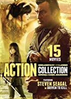 15 Action Movies Featuring Steven Seagal in Driven [DVD] [Import]