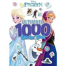 Disney Frozen: Ultimate 1000 Sticker Book