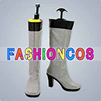 ★サイズ選択可★女性22.5CM UA1530 テラバトル TERRA BATTLE サマサ☆コスプレ靴 ブーツ