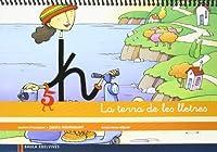 La terra de les lletres, Educació Infantil. Quadern d'escriptura 5 (pauta Montessori)