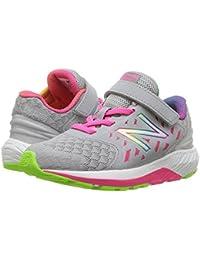 (ニューバランス) New Balance キッズランニングシューズ??スニーカー?靴 Vazee Urge (Infant/Toddler) Grey/Pink 9 Toddler (16cm) XW