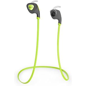 Bluedio Q5 スポーツイヤホン ワイヤレスイヤホン Bluetooth4.1 ステレオサウンド バレンタインデーの特価 グリーン
