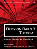 Ruby on Rails 3 Tutorial: Learn Rails by Example (Addison-Wesley Professional Ruby Series)