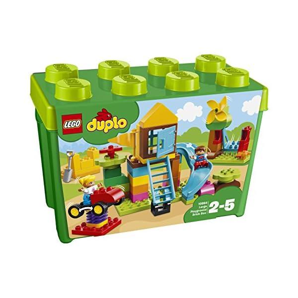 レゴ(LEGO) デュプロ みどりのコンテナスー...の商品画像
