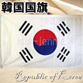 韓国国旗 約151×92cm National Flag