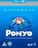 崖の上のポニョ(英語) Blue ray + DVD / Ponyo (English) [Import]