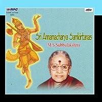 Sri Annamacharya Samkirtanas-M.S.Subbulakshmi [並行輸入品]