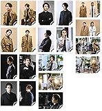 堂本剛 KinKi Kids 会いたい、会いたい、会えない。 MV&ジャケ 撮影 オフショット 公式 写真 19枚フルセット 12/19