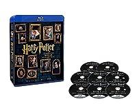 【Amazon.co.jp限定】ハリー・ポッター 8-Film ブルーレイセット(8枚組)(オリジナルポストカードセット付) [Blu-ray]
