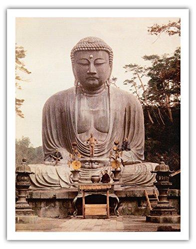 The Great Buddha鎌倉の大仏( ) Statu...