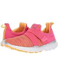 (アディダス) adidas レディースゴルフシューズ?靴 Climacool Knit Real Pink/Real Coral/Real Gold 9.5 (26.5cm) B - Medium