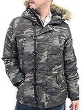 Penfield(ペンフィールド) フライトジャケット N-3B 中綿 迷彩 中綿 メンズ ベージュ L