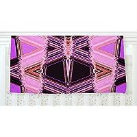 KESS InHouse Nina May Decorama Pink Fleece Baby Blanket 40 x 30 [並行輸入品]