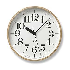 Lemnos RIKI CLOCK RC 電波時計 WR07-11