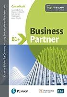 Business Partner B1+ Coursebook w/ Digital Resources