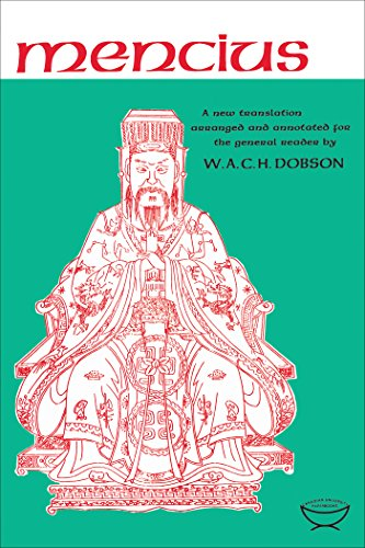 Mencius: A New Translation Arranged and Annotated For The General Reader (Heritage)