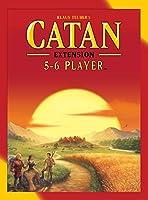 Catan 5-6 Player Extension - 5th Edition[並行輸入品]
