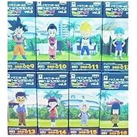 ドラゴンボールZ 劇場版ワールドコレクタブルフィギュア vol.2 全8種