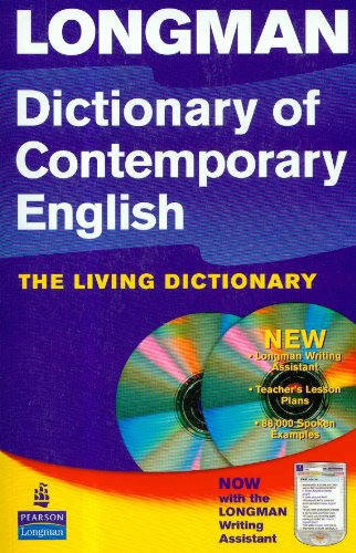 LDOCE (4E/UP) W/WRITING ASSIST : PAPER+ROM(2) QT7 (Longman Dictionary of Contemporary English)の詳細を見る