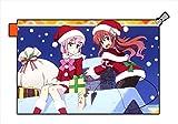 まちカドまぞく 千代田桃 & シャドウミストレス優子 撥水ポーチ クリスマス