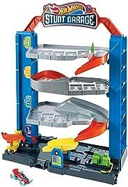 Hot wheels GNL70 Stunt Garage Playset