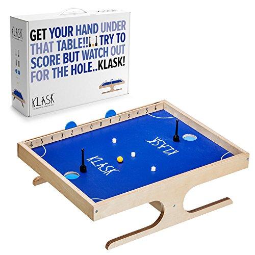 Klask: The Magnetic Game of Sk...