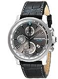 [モンブラン]MONTBLANC 腕時計 TIME WALKER UTC グレー文字盤 自動巻き 107339 メンズ 【並行輸入品】