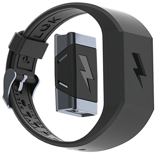 PAVLOK SHOCK CLOCK Black
