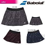 Babolat(バボラ)「Women's レディース スカート BAB-2681W」テニスウェア「2016FW」 SS ディープブルー(DB)