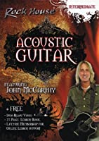 John McCarthy's Acoustic Guitar - Intermediate Level by John McCarthy