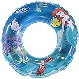 SwimWays 浮き輪 子供 51cm ディズニー プリンセス アリエル スイムリング 28015