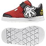 アディダス ベビーシューズ アディダス(adidas) BABY ディズニー ミッキー&ミニー Infant(ビビッドレッド/イーキューティーイエロー/コアブラック) AF3999