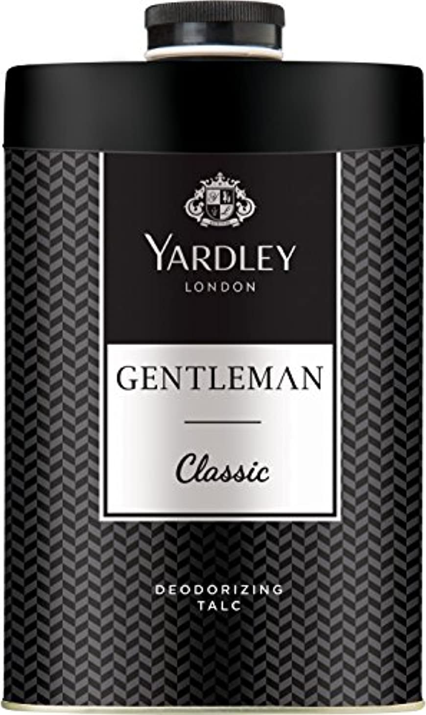 指ビタミン市長Yardley London Gentleman Deodorizing Talc Talcum Powder For Men 100GmYardley London Gentleman Deodorizing Talc...