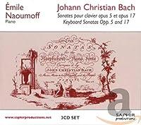 Bach: Sonates Pour Clavier Op.5