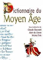 Dictionnaire du moyen-age
