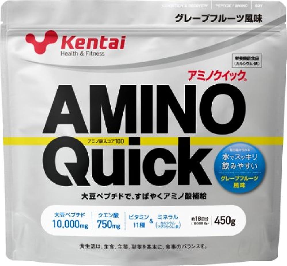 スリンクグラマーおめでとうKentai アミノクイック グレープフルーツ 450g