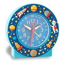 Baby Watch (ベビーウォッチ) 置き時計 サイレントクロック コスモス AC001 cosmos キッズ目覚まし [正規輸入品]