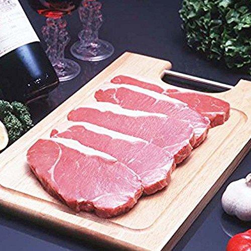 オージービーフステーキ 10枚 A910055 キングマカデミアンJAPAN